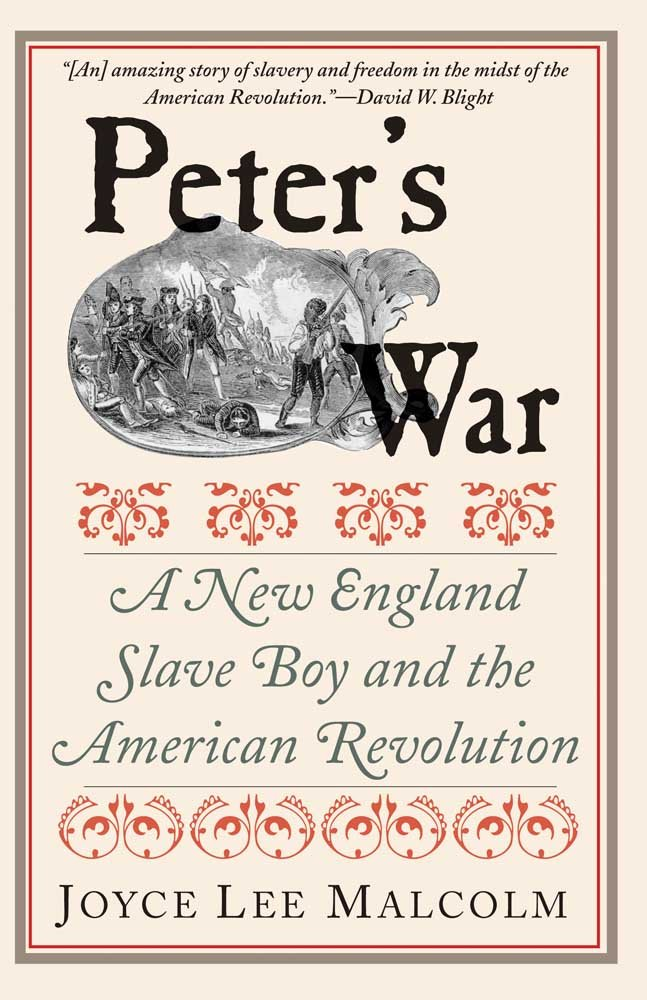 Download Peter's War: A New England Slave Boy and the American Revolution pdf epub