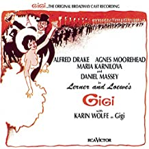 Gigi (1974 Original Broadway Cast Recording)