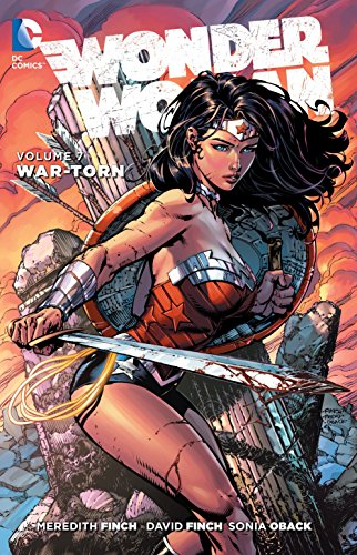 Wonder Woman Vol. 7: War-Torn by imusti
