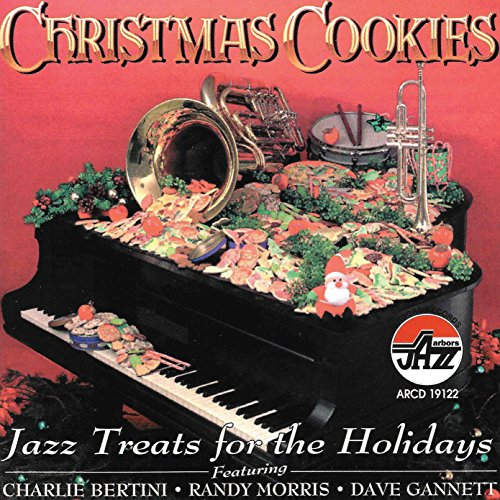 Christmas Cookies: Jazz Treats For The Holidays (Cd Strait Christmas George Cookies)