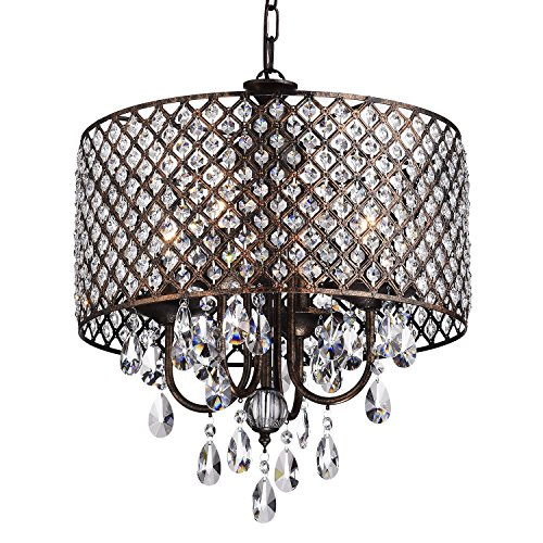 Crystal Beaded Led Light