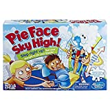 pie in the face - Pie Face Sky High Game
