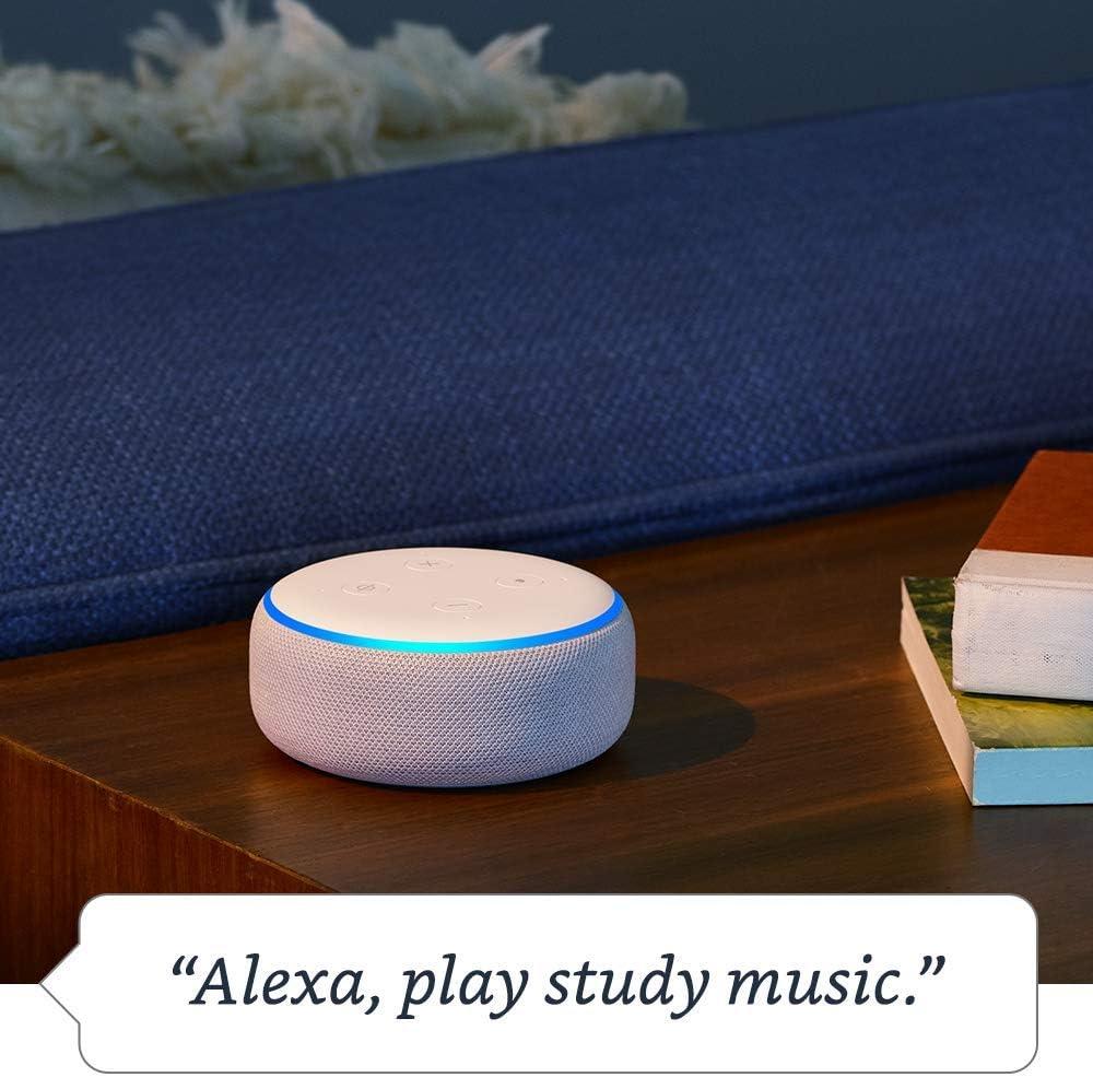 Amazon Echo Dot (3rd Gen) Smart Speaker on Woot!