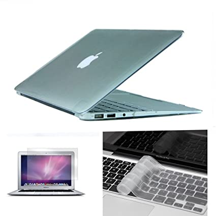 Para Macbook Air 13 11 - Carcasa con teclado de silicona ...