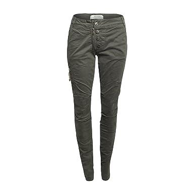 fdd9cbe9a8a6 Mos Mosh Women s Cargo Trousers green Light Army - green - UK 4 ...
