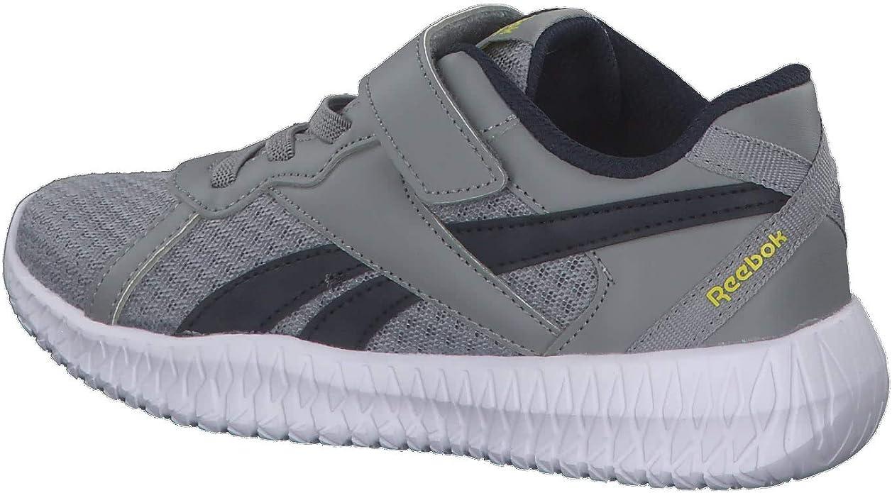 2.5 UK Multicolor Reebok Boys Flexagon Energy 2.0 Track Shoe HUMBLU//VIVDOR//None