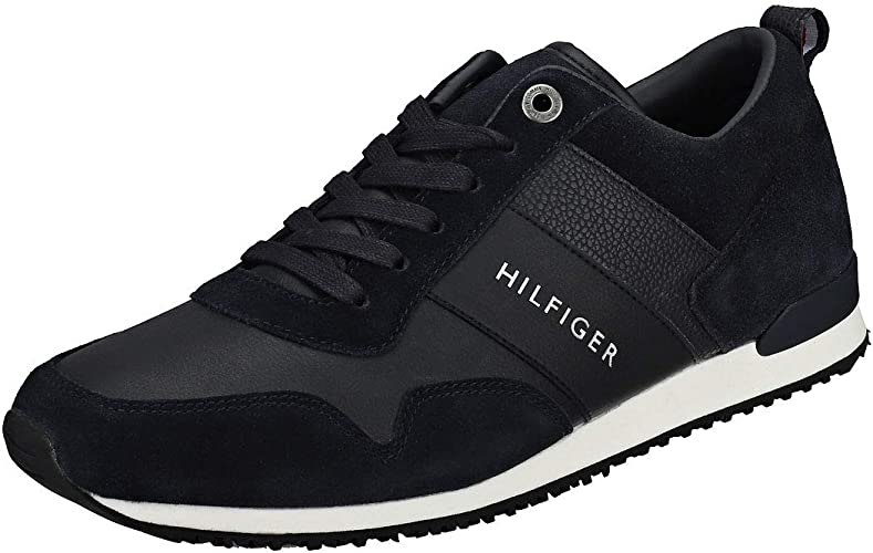 Tommy Hilfiger Men's Iconic Leather