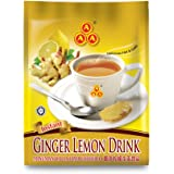 3A Instant Ginger Tea, Lemon, 20 Count