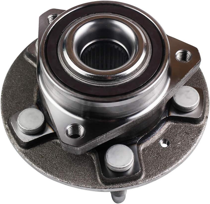 Autoround Wheel Hub and Bearing Assembly