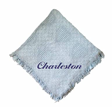 amazon com charleston embroidered boy personalized cotton woven