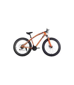 Riscko Fat Bike Bicicleta Todo Terreno Bep-011 Cambio Shimano ...