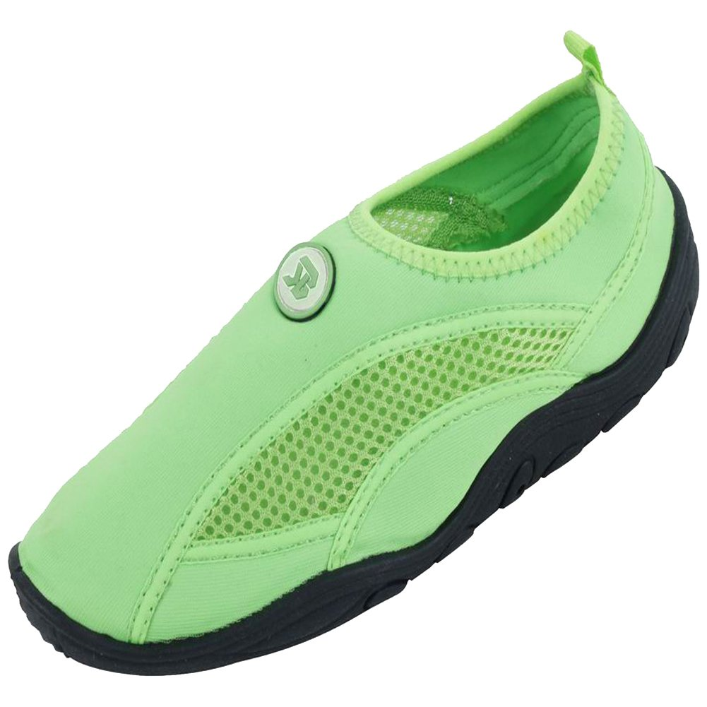S2909 Women's 5 Colors Water Shoes Aqua Socks Slip on Athletic Pool Beach Surf Yoga Dance Exercise
