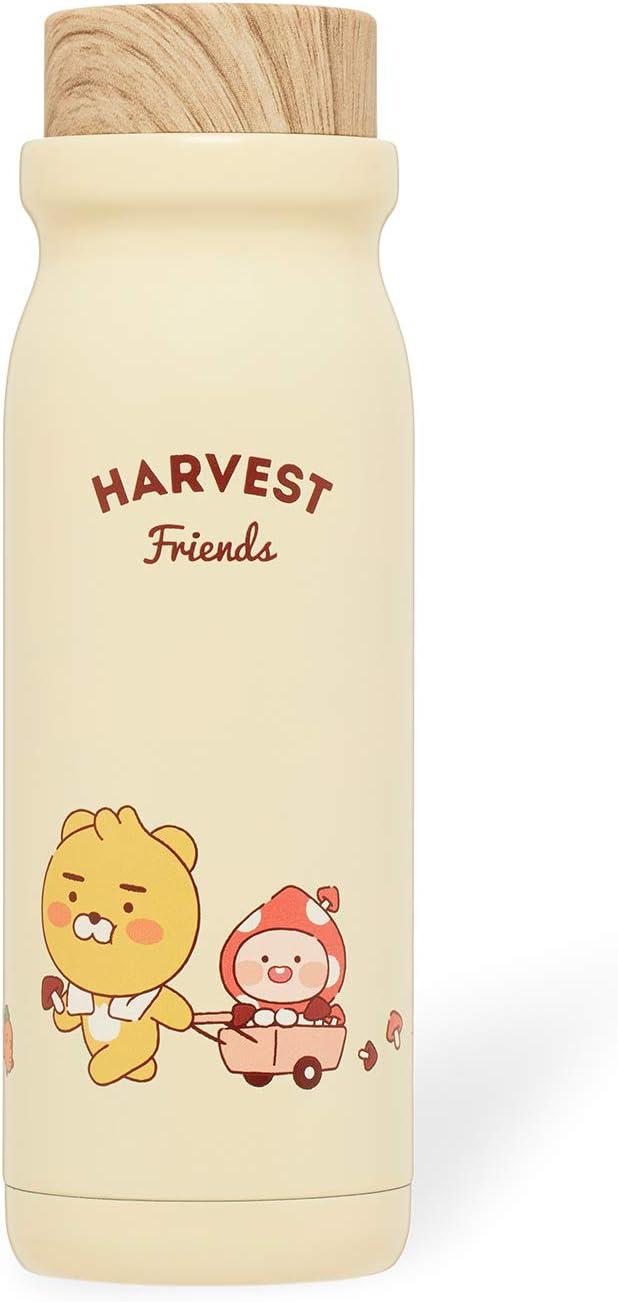 Amazon.com : KAKAO FRIENDS Official- Harvest Friends Stainless Steel Bottle 420ml 14oz : Sports & Outdoors