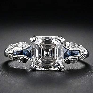 bague diamant porte