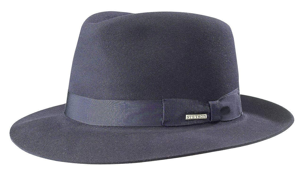 d965bb8e6a9175 Stetson Penn Fur Felt Wide Brim Hat: Amazon.co.uk: Clothing