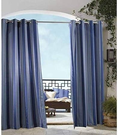 1Pieza 96 al aire libre Patio porche puerta de entrada Arandela Cabana Pergola carpa cortina, de