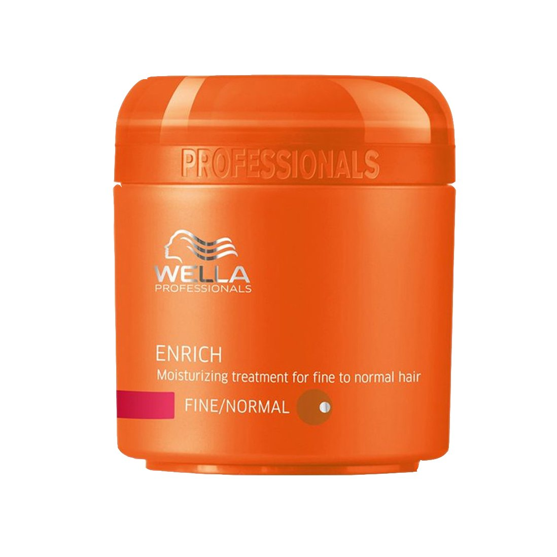 Wella Enrich Mask Fine/Normal Hair Mascarilla - 150 ml