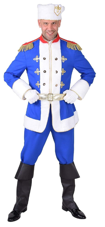 M218234-XL blau-weiß blau-weiß M218234-XL Herren Kosaken Kostüm Kosake Gr.XL 2a9a4e
