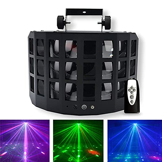 ARQG Luces de Discoteca, Luces de Fiesta 2 en 1 Proyector ...