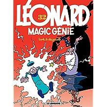 Léonard - tome 32 - Magic Génie (French Edition)