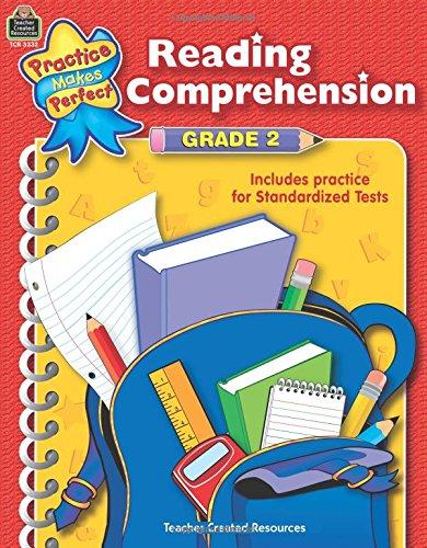 Amazon.com: Reading Comprehension Grade 2 (0014467033327): Teacher ...
