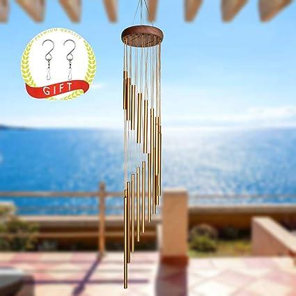 Amazon.com: Suninyo - Campanillas de viento para exteriores ...
