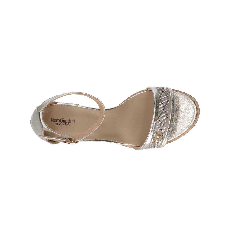 ... Negro Giardini P805831D - Zapatos de Vestir Para Para Para Mujer Gris  Gris d615f8 22a160831815