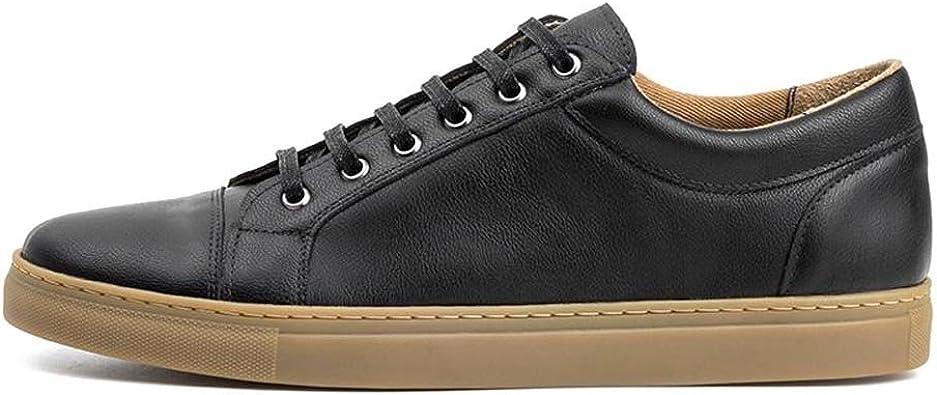 Vegan Sneaker-Vegan Leather
