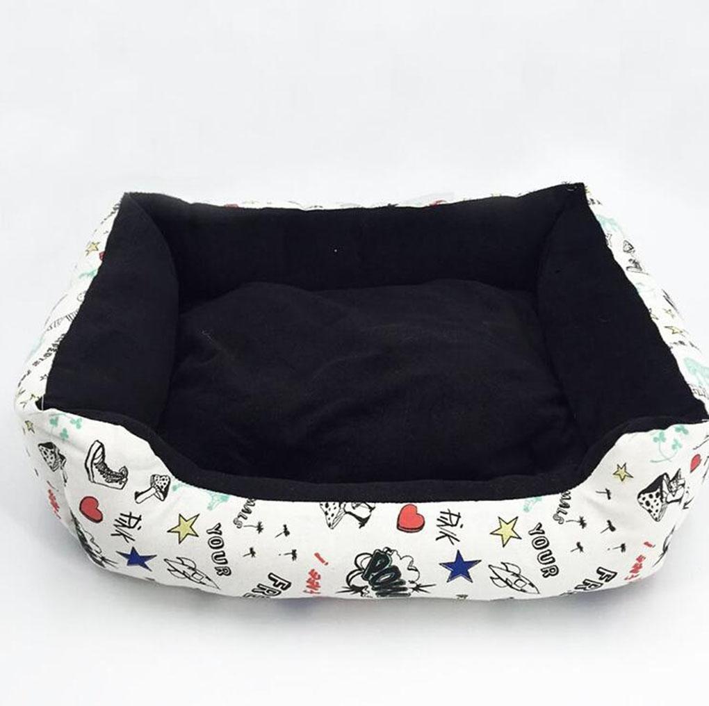 WYXIN Cuscino invernale per cani e gatti riscaldabile staccabile e lavabile per sollievo congiunto e sonno migliorato - Lavabile in lavatrice, fondo impermeabile , three pieces of one set
