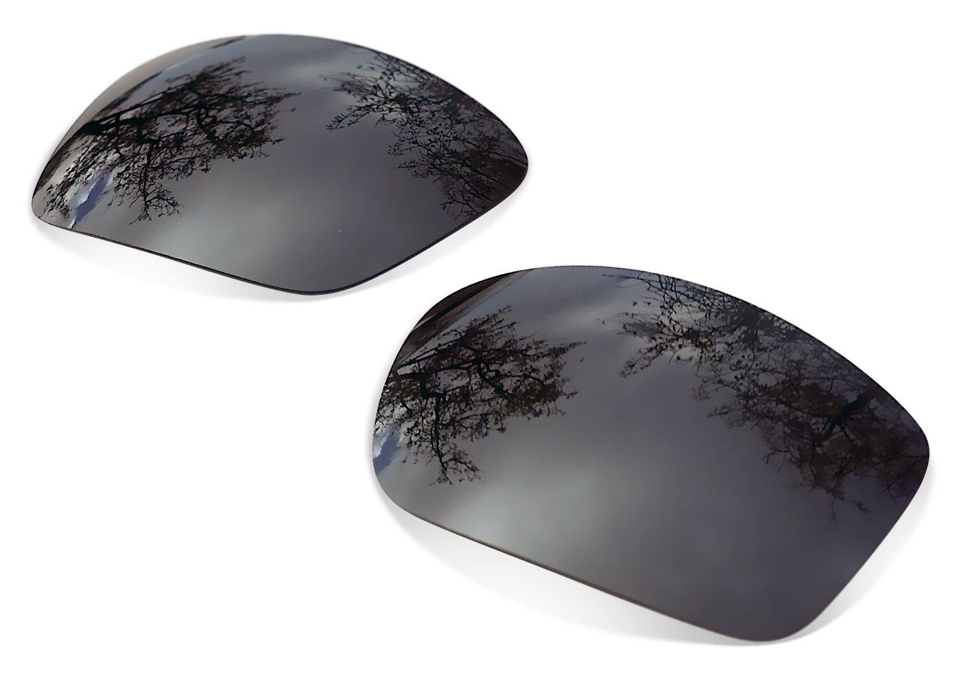 Sunglasses Restorer Lentes Polarizadas Black Irirdium para Oakley Hijinx