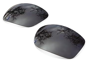 sunglasses restorer Lentes Polarizadas Black Iridium para Oakley Turbine
