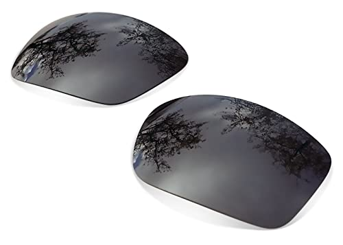 Sunglasses Restorer Lentes Polarizadas de Recambio Black Iridium para Oakley Pit Bull