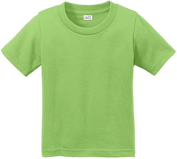 a991b55a917ba Joe's USA Infant Soft and Cozy Cotton T-Shirts in 12 Colors