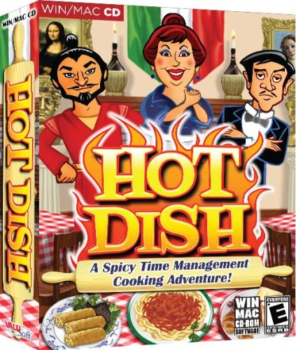 Hot Dish - PC/Mac (Pc Games Cooking)