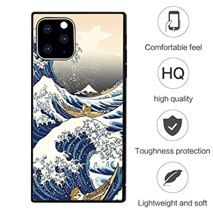 Waves of the mountains iPhone 11 case