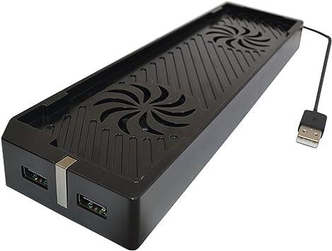 Xbox One X Soporte Ventilador de Refrigeración: Amazon.es ...