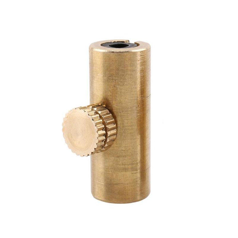 Golden Brass Adjustable Cello Wolf Tone Eliminator Wolf Tone Mute Suppressor Tube Eliminate Wolf Tone
