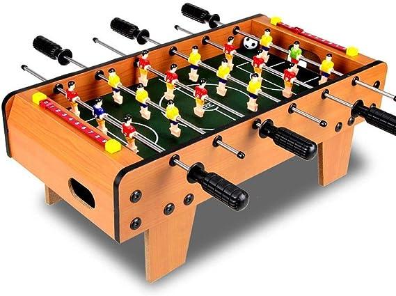 SMEJS Máquina de Futbolín - Billar Hockey de Diapositivas futbolín ...