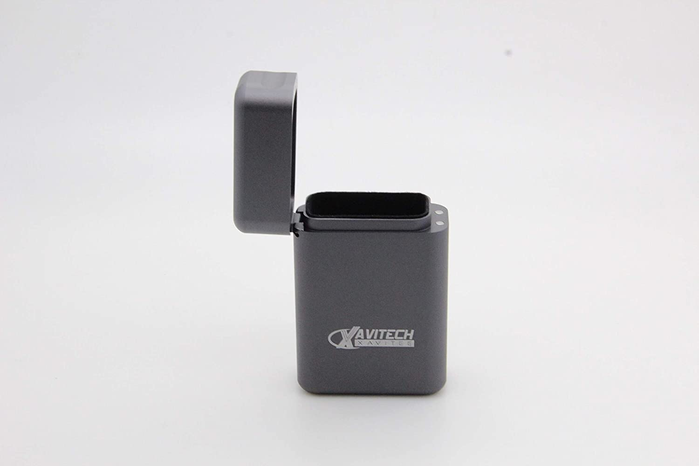 Aluminium RFID Car Key Box,Anti-Theft Faraday Box for Car Keys. XAVITECH Car Key Signal Blocker Box with Magnets