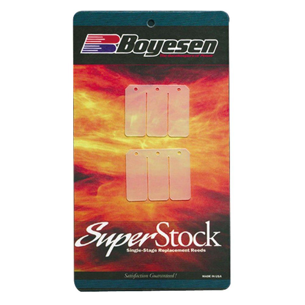 Boyesen Super Stock Fiber Reeds - Fits: Honda TRX 250R FOURTRAX 1986-1989