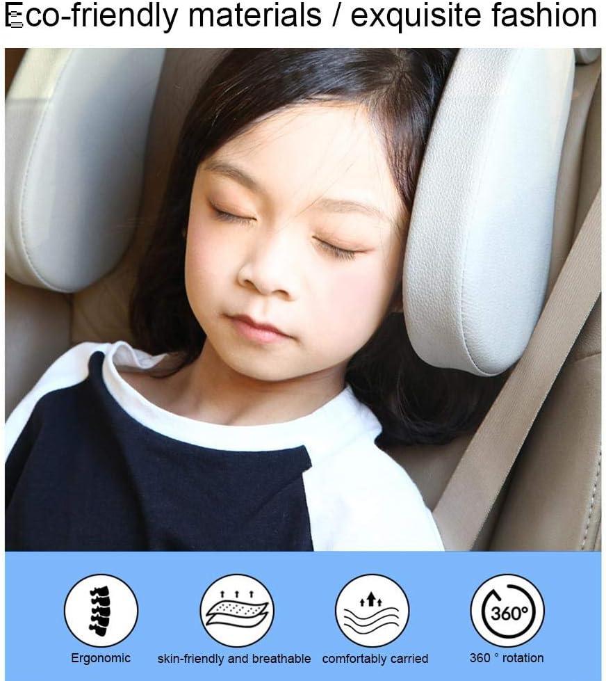 Sitz Kopfst/ütze Auto Nackenst/ütze Kissen Sicherheitsgurt Kissen Reise Autozubeh/ör Perfekt f/ür Erwachsene und Kinder Explea Auto U-f/örmige Kissen Kissen mit dem U-f/örmigen ergonomischen Friendly