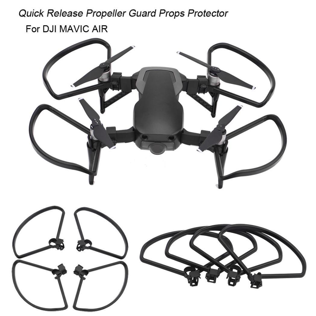 Drone Propeller Protective Guards Cover Protector 4 pcs for DJI Mavic Air  BG