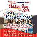 Chicken Soup for the Soul: Teens Talk Middle School: 101 Stories of Life, Love, and Learning for Younger Teens Audiobook by Jack Canfield, Mark Victor Hansen, Madeline Clapps, Valerie Howlett Narrated by Ellen Grafton, Tom Parks