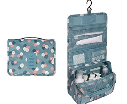 Image Unavailable. Image not available for. Color  MNZPGHTYE Useful Fashion  Toiletry Bags Wash Bag Cosmetics ... 9ad8089f26fcc