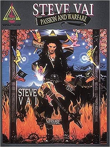 Steve Vai Passion And Warfare Songbook Pdf