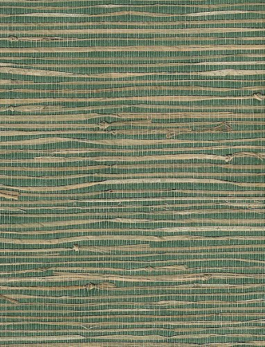 Grass Cloth/Paper- Natural Grass on Green 18x24 Inch Sheet
