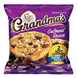 Grandma's Oatmeal Raisin Cookie - 2 cookies per pk. - 60 ct. - SCL