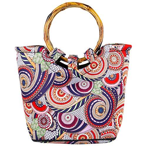 Fashional Neoprene Lunch Bag Reusable Tote Box Insulated Large Lunch Handbag for Girls Women, Vine (Best Girl Vines 2019)