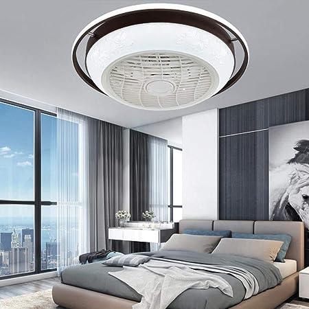 Salon chambre ventilateur plafond télécommande éclairage Ventilateur Refroidisseur Plus Chaud