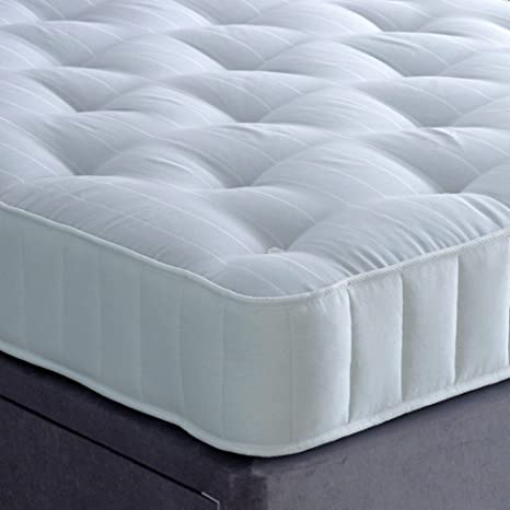 The Luxury Bed Co. Colchón Ortho Comfort Premium – Microacolchado Construcción – Lujo y Suave